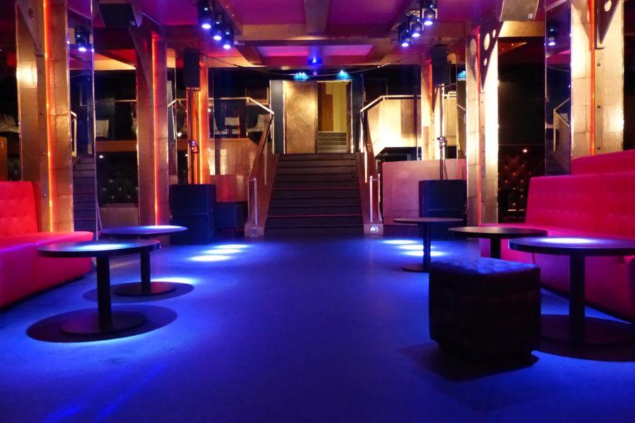 Le Théâtre Palace Le Palace Club