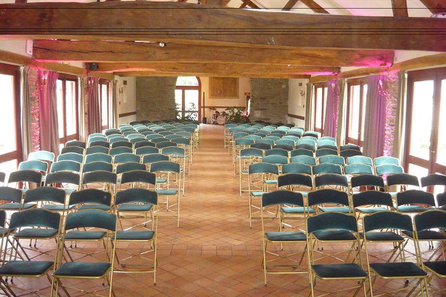 Chateau De La Poterie Salle de séminaire