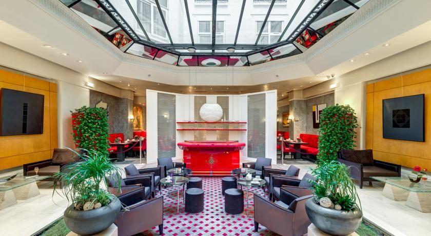 Hôtel Astra Opéra Astotel **** 5