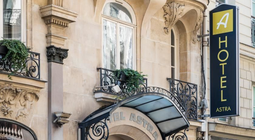 Hôtel Astra Opéra Astotel **** 16