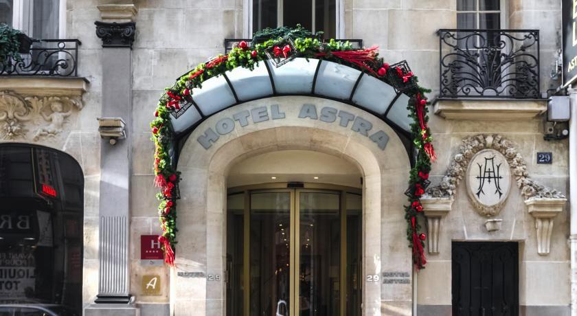 Hôtel Astra Opéra Astotel **** 27