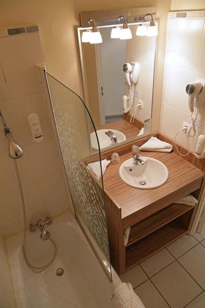 Appart'Hôtel Odalys Atrium *** Salle de bain