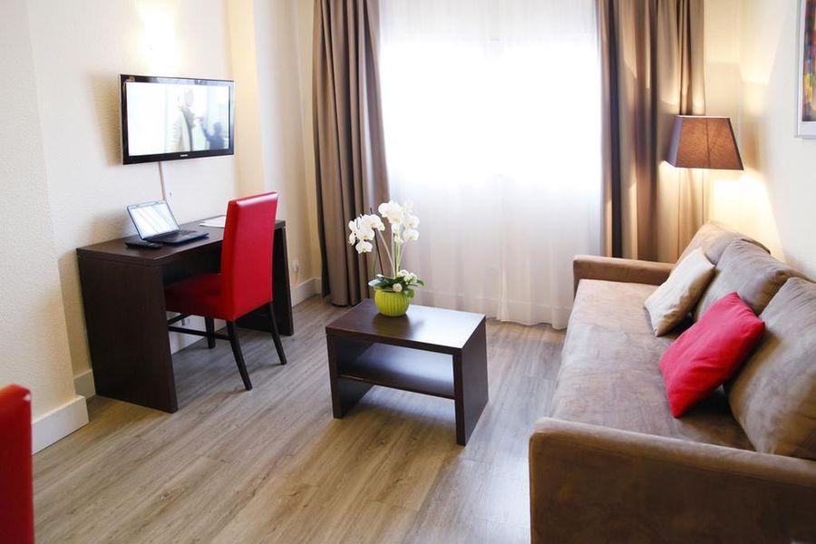 Appart'Hôtel Odalys Atrium *** Chambre