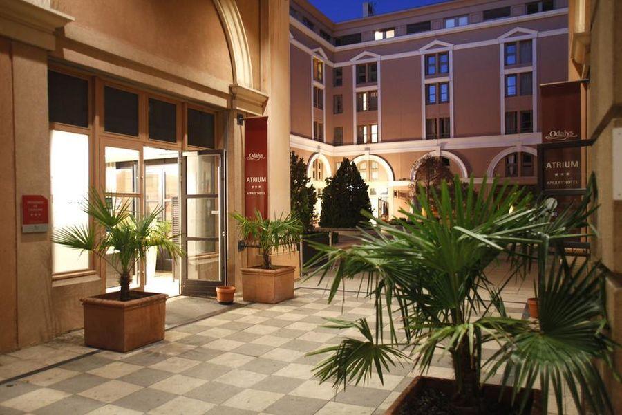 Appart'Hôtel Odalys Atrium *** Extérieur