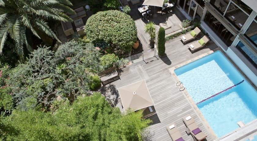Mercure Cannes Croisette Beach **** 32