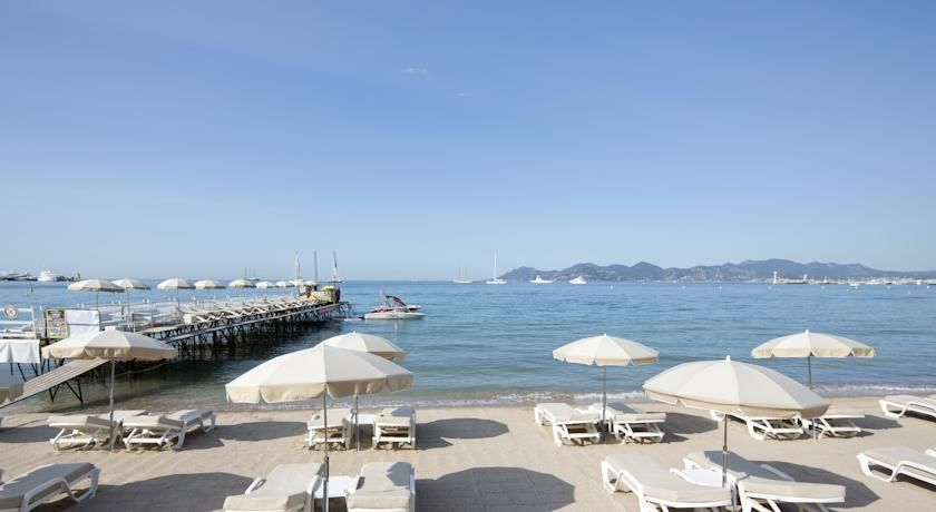 Mercure Cannes Croisette Beach **** 39
