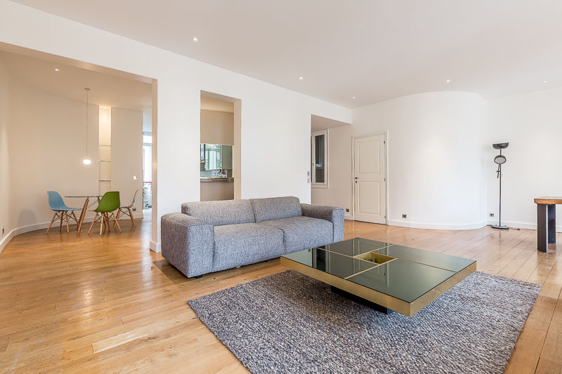L'Appartement Louvre-Rivoli Salon