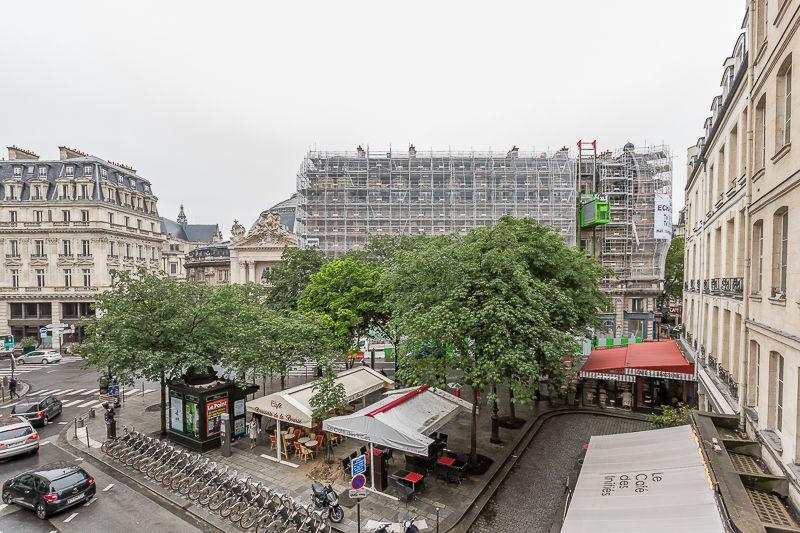 L'Appartement Louvre-Rivoli Vue extérieur