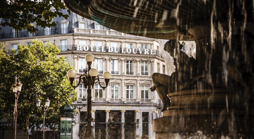 Hyatt Hôtel Du Louvre ***** 2