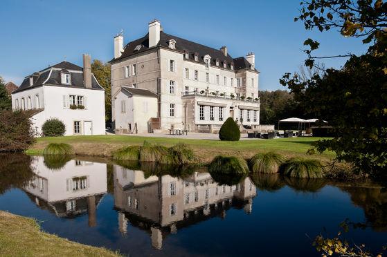 Château de Saulon ***