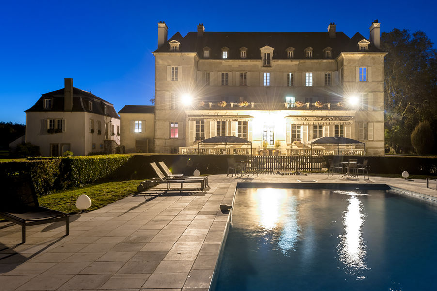 Château de Saulon *** Extérieur