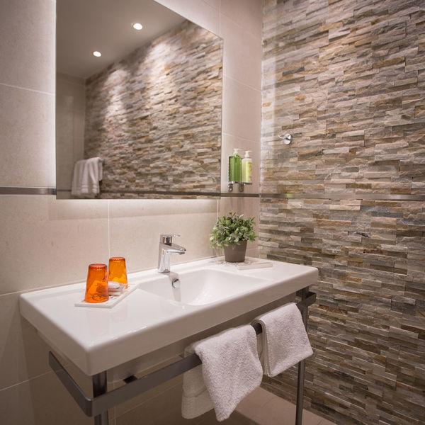 Hôtel de France **** Salle de bain