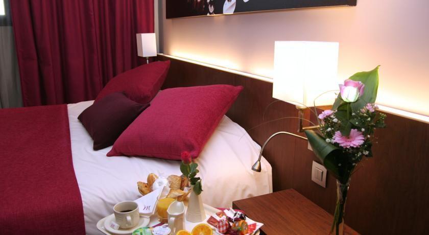 Hôtel Mercure Perpignan Centre **** 10
