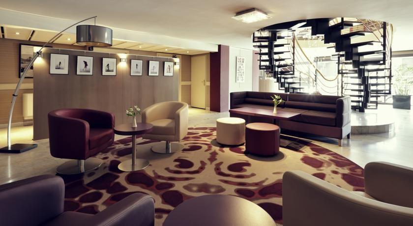 Hôtel Mercure Perpignan Centre **** 32