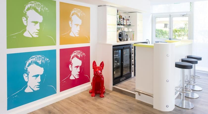 Ibis Styles Cannes le Cannet *** 5