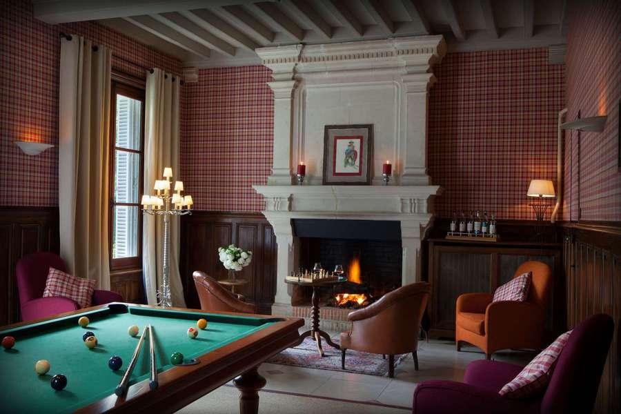 Domaine de la Tortinière **** Salon