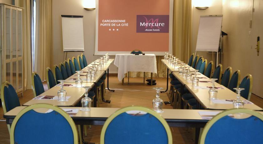 Hôtel Mercure Carcassonne Porte de la Cité **** 10