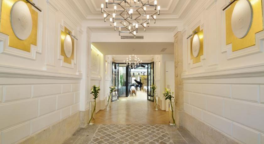 Hôtel le 123 Sébastopol **** 11
