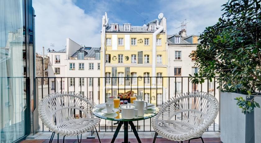 Hôtel le 123 Sébastopol **** 21