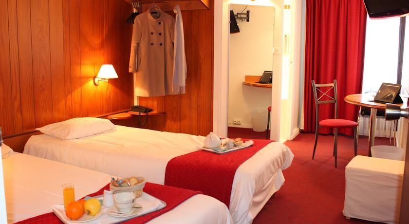 Inter-Hotel Ambacia *** 5