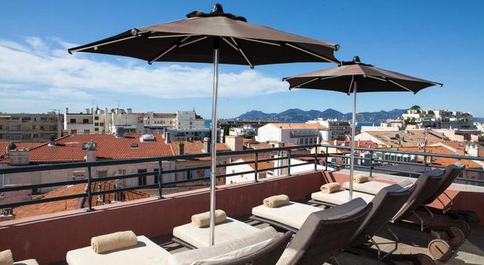 Salle séminaire  - Eden Hôtel Cannes ****