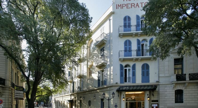 Hôtel Imperator **** 1
