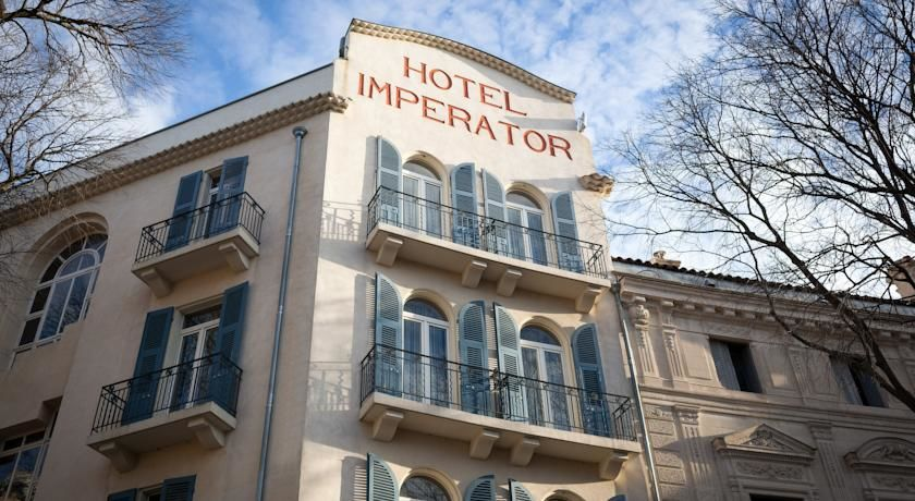 Hôtel Imperator **** 2