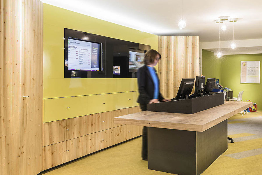 Ibis Styles Tours Sud  *** Accueil