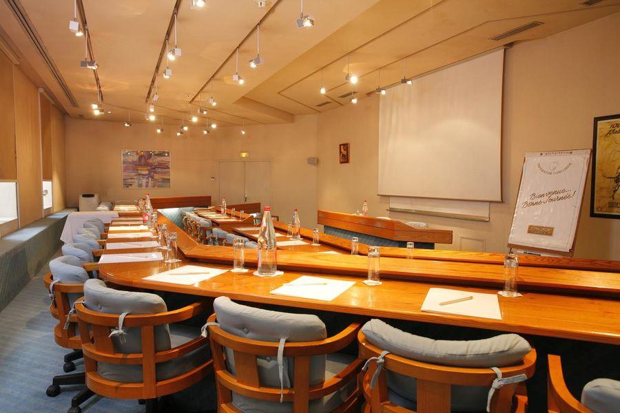 Hôtel Imperator **** Salle de séminaire