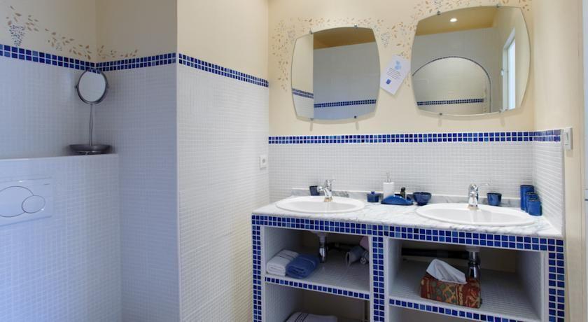 Castel Du Mont-Boisé Salle de bain
