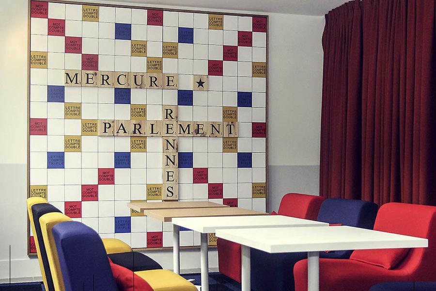 Mercure Rennes Centre Parlement **** Intérieur
