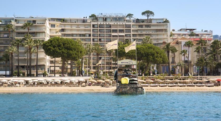 Le Grand Hôtel Cannes ***** 1