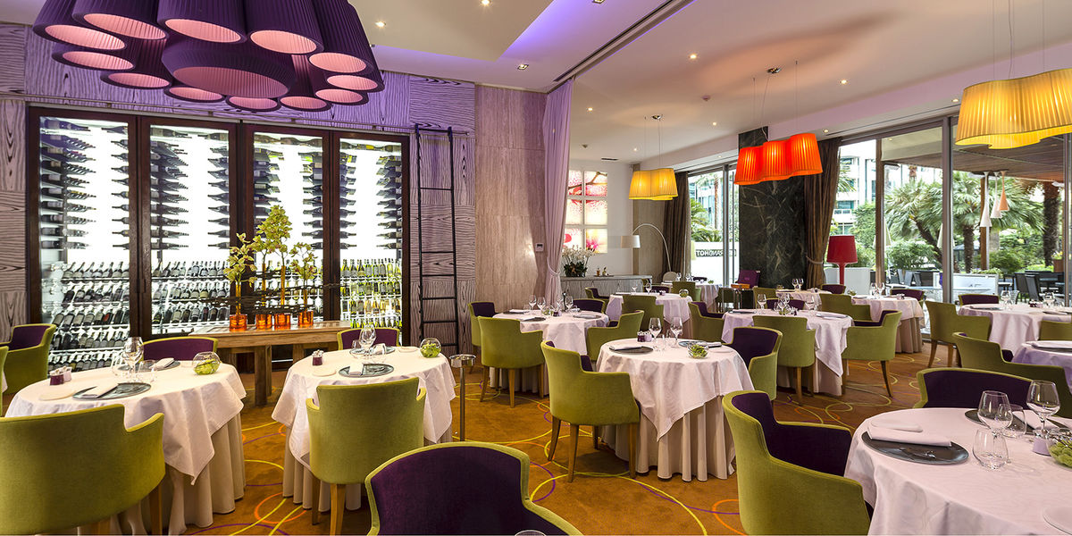 Le Grand Hôtel Cannes ***** Restaurant
