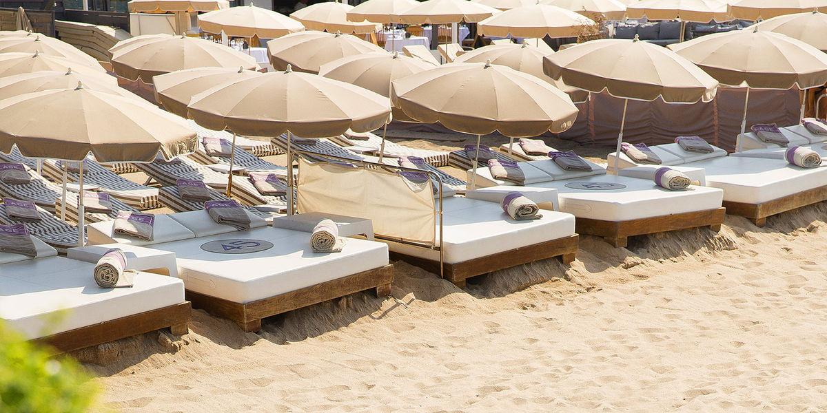 Le Grand Hôtel Cannes ***** Plage privée