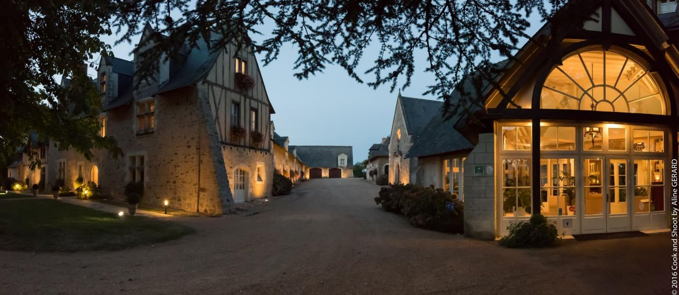 Château de Noirieux **** Extérieur