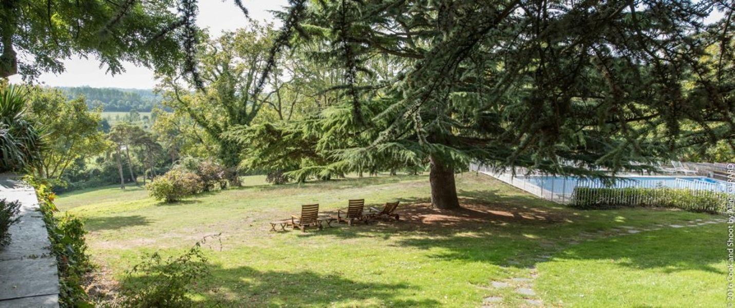 Château de Noirieux **** Jardin