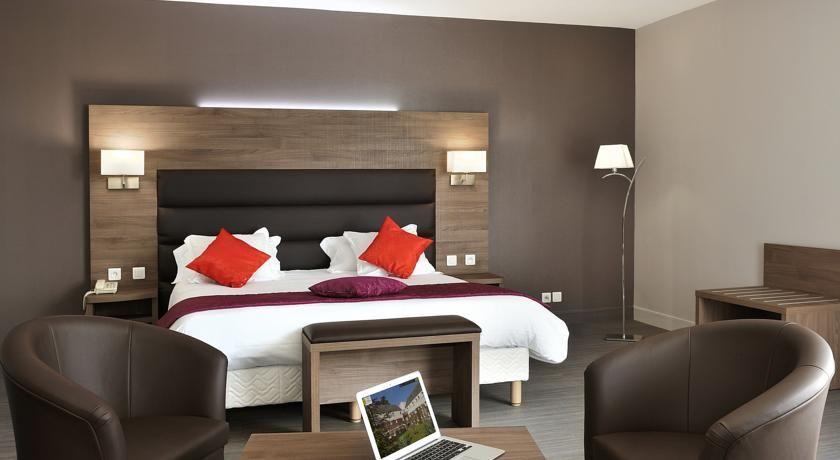 Orléans Parc Hôtel **** Chambre