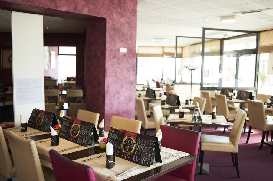 Hôtel de Loire - Les Bateliers *** Restaurant