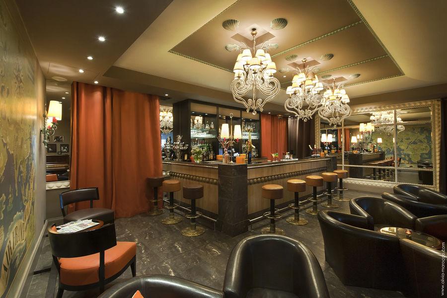 Hôtel Ellington Nice **** Duke bar