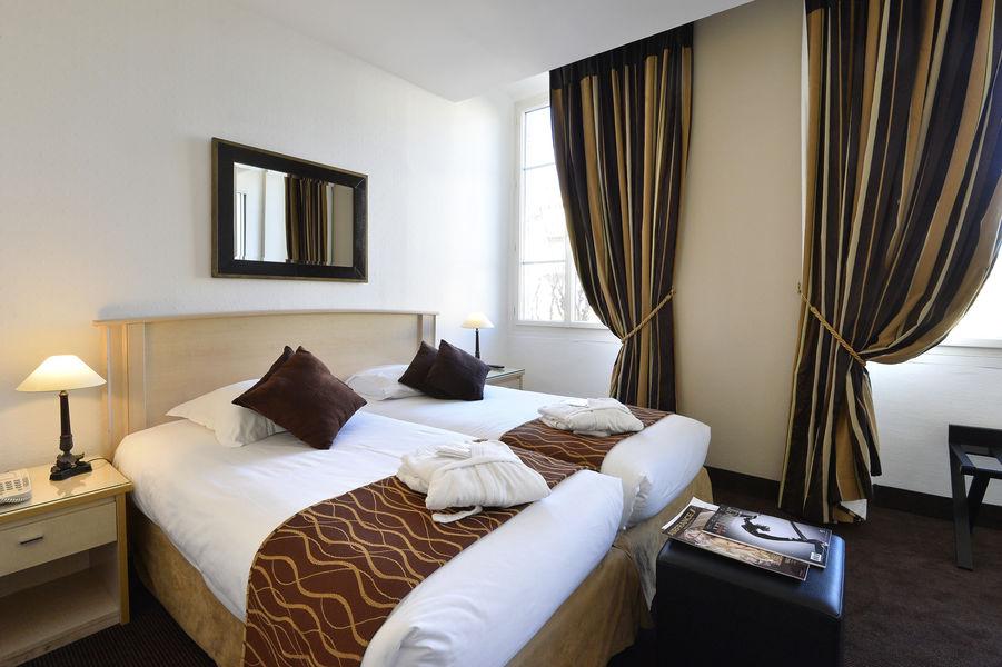 Hôtel Ellington Nice **** Chambre