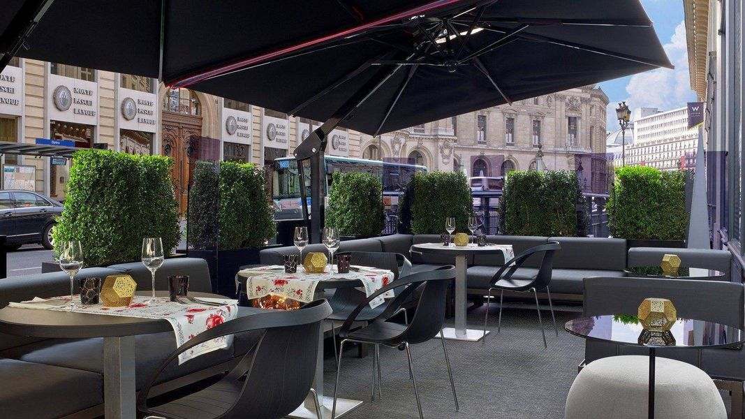 W Paris - Opéra Terrasse