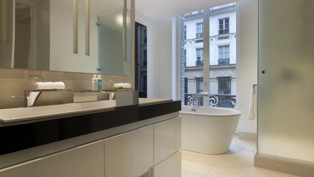W Paris - Opéra Salle de bain