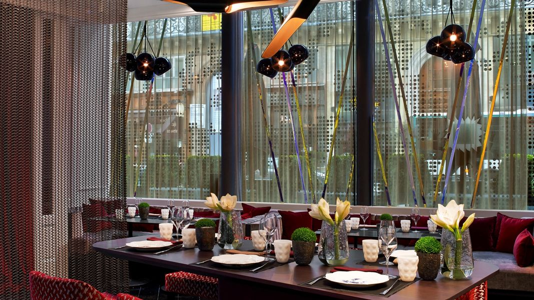 W Paris - Opéra Restaurant
