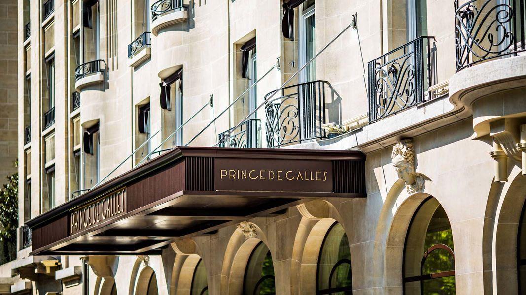 Prince de Galles, Paris Prince de Galles, Paris