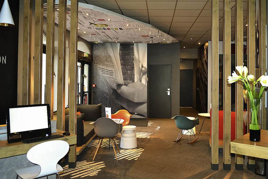 Ibis Angers Centre Château *** Intérieur