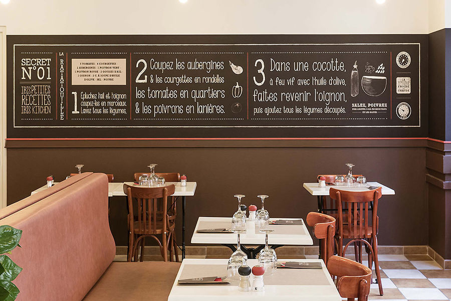 Ibis Angers Centre Château *** Restaurant