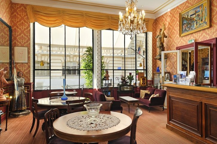 Hôtel Orléans l'Abeille *** Intérieur