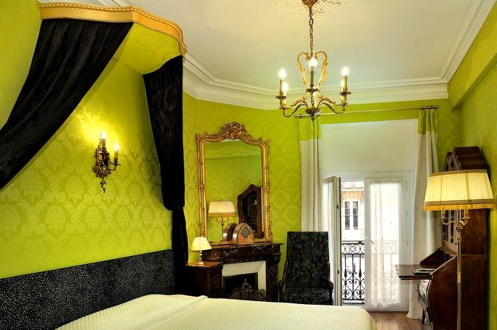 Hôtel Orléans l'Abeille *** Chambre