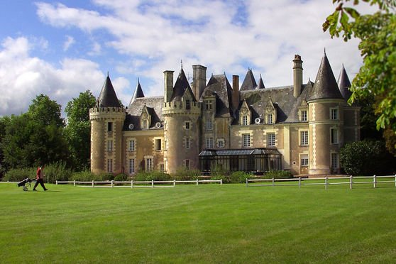 Salle séminaire  - Château Golf des Sept Tours ****