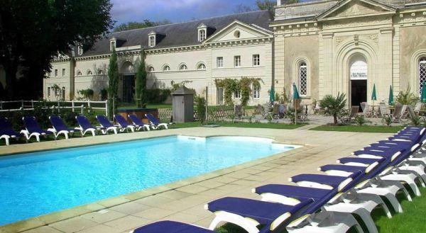 Château Golf des Sept Tours **** Piscine